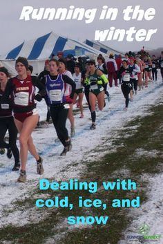 Running in the Winter – Helpful tips for how to deal with the Cold, Ice and Snow Running Injuries, Running Workouts, Running Tips, Running Routine, Workout Tips, Trail Running, Running In Snow, Winter Running, Half Marathon Training