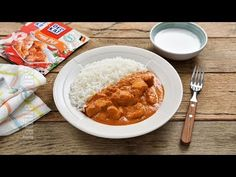 Butter chicken / Pui in stil indian - reteta video Butter Chicken, Slimming World, Curry, Food And Drink, Cooking Recipes, Indian, Ethnic Recipes, Youtube, Collection