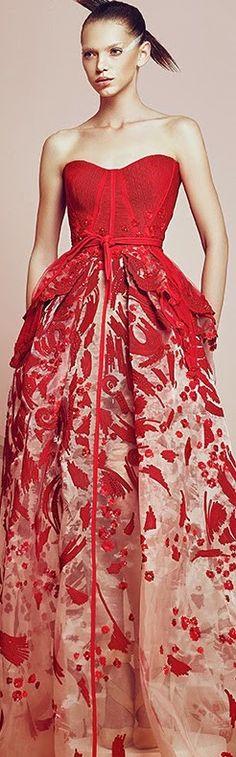 Basil Soda couture 2015 jαɢlαdy
