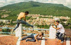 vista panoramica desde la gruta San Gil, Sumo, Wrestling, Sports, Colombia, Lucha Libre, Hs Sports, Sport