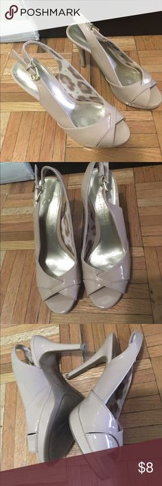 Christian Siriano For Payless Patent Pumps Patent sandal pumps. Size 5. Lightly worn, in good condition. Christian Siriano Shoes Sandals
