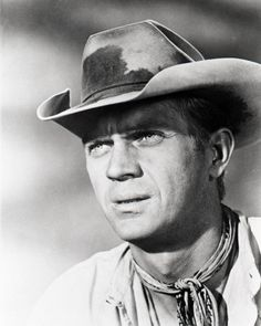 "Steve McQueen in ""The Magnificent Seven"""