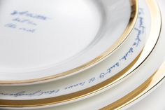 Fancy   Poetry Plates