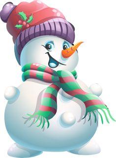 snowmen.quenalbertini: Tubes noel | Snowman