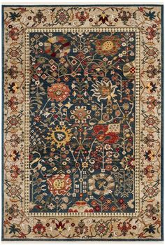 KSN303G Rug from Kashan collection.