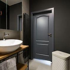 Lirowa industrialna kuchnia od kodo projekty i realizacje wnętrz industrialny   homify Vanity, Bathroom, Dressing Tables, Washroom, Powder Room, Vanity Set, Full Bath, Single Vanities, Bath