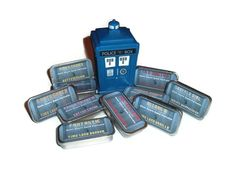 New #GeekScents are here!  Allons-y!, Rebel, Hello Sweetie, Jenny, Doctor Donna, Souffle Girl, Amy's Choice, Fantastic, Doctor's Kiss and Earthshock. Stop by our etsy shop and grab a few :) www.BlueBoxBalm.etsy.com #BlueBoxBalm #DoctorWho #DrWho #SolidPerfume #Perfume #Whovian #New #Scents