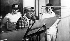 Recording for Reprise, 1964: Sinatra, Bing Crosby, Sammy Davis Jr., Dean Martin.