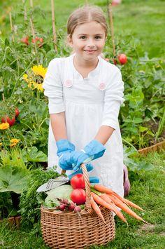Naschgarten: Gemüsebeet für Kinder anlegen | Kindergarten | Bild 2 | selbst.de