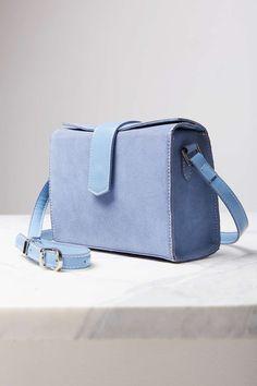 Cooperative Tab Box Crossbody Bag