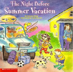 Getting Ready for the Summer with Picture Books!