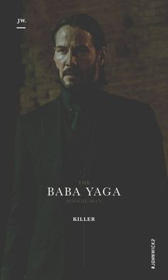 John Wick – The Baba Yaga on Inspirationde Keanu Reeves John Wick, Keanu Charles Reeves, John Wick Film, John Wick Hd, John Wick 2014, Baba Yaga John Wick, Keanu Reaves, Movie Wallpapers, Film Serie
