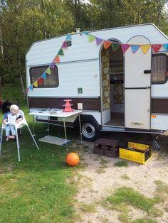 retro caravan #caravanity