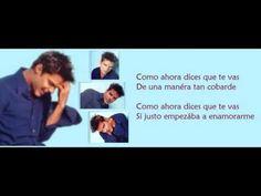 Ricky Martin - Náufrago (Con Letra)