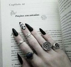 rings and a misfits nail