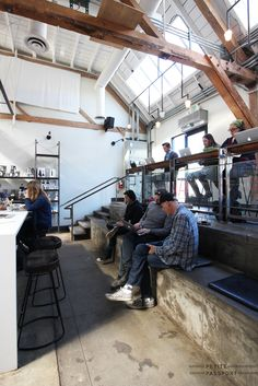 Intelligentsia Coffee is a roastery from the States. They have outlets in New York, Chicago and Los Angeles. I've been to their amazing coffee shop on Abbott Kinney Road, right across the street from Scotch & Soda. In Los Angeles you will be amazed by...