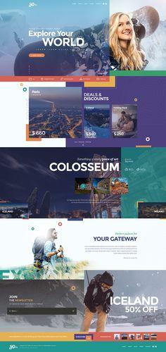 Golife Website Design