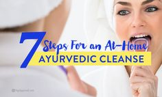 An Ayurvedic cleanse will draw toxins and excess energies from your doshas to create balance and harmony within your body.