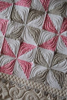 Nice quilting!