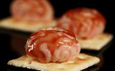 Easy Halloween Food: Brain Dip