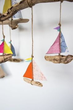 Beach Crafts, Summer Crafts, Home Crafts, Fun Crafts, Diy And Crafts, Arts And Crafts, Paper Crafts, Diy For Kids, Crafts For Kids