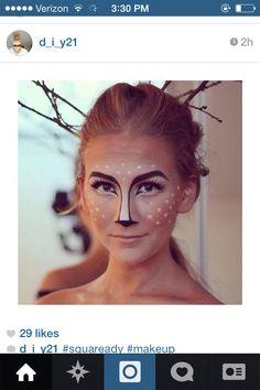 Oh deer!! HALLOWEEN 2015!!