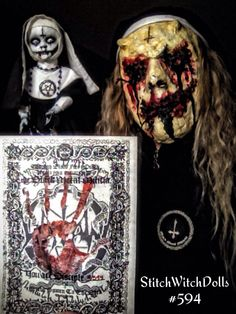 StitchWitchDolls is proud Watain Disciple #594.... ~FTW~
