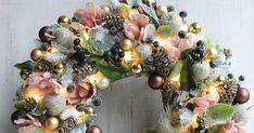 ...tak tak, to już ostatni wianek w tym roku. Jak zwykle na koniec sezonu gwiazdkowego i każdego innego czuję niedosyt. Ale to dlatego, że ... Tak Tak, Ornament Wreath, Ornaments, Christmas Wreaths, Holiday Decor, Home Decor, Decoration Home, Room Decor, Christmas Decorations