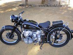 Bobber Bikes, Motocross Bikes, Cool Motorcycles, Vintage Motorcycles, Bmw Motorbikes, Motos Bmw, Bmw Cafe Racer, Bmw Vintage, Vintage Bikes