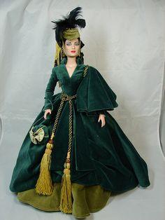 Tonner Queen of Hearts as Scarlett by Loves Dolls, via Flickr