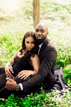 Quincy held Jessica close as they posed and it was so sweet and romantic! Army Engagement Pictures, Engagement Photo Outfits, Engagement Photo Inspiration, Engagement Session, Engagement Couple, Engagement Ideas, Wedding Prep, Wedding Shoot, Wedding Couples