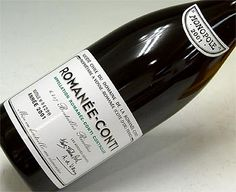 expensive wine bottle pictures | most expensive wine Romanee Conti Bottle Top 10 Most Expensive Wines ...