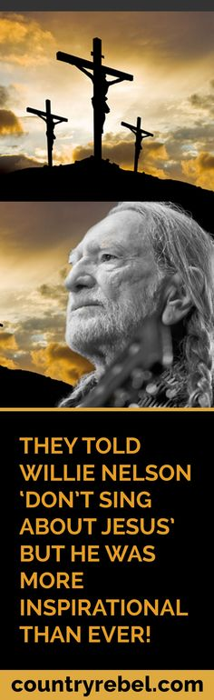 Country Music Artists - Willie Nelson Songs - Willie Sings About Jesus in Were You There (When They Crucified My Lord) . Best Country Music, Country Music Quotes, Country Music Lyrics, Country Music Videos, Country Boys, Country Musicians, Country Music Artists, Country Singers, Willie Nelson