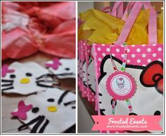 Adorable Hello Kitty Party- Frosted Events