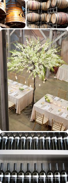 Press Gallery Wedding Reception at Stratus Winery Vineyard in Niagara on the Lake, Ontario, Canada
