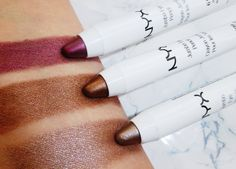 Nyx Jumbo Pencils Rust Iced Mocha French Fries