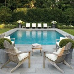 Every person enjoys luxury swimming pool designs, aren't they? Right here are some top checklist of deluxe swimming pool picture for your motivation. These dreamy swimming pool design ideas will change your backyard right into an exterior oasis. Luxury Swimming Pools, Dream Pools, Luxury Pools, Oasis Swimming, Outdoor Spaces, Outdoor Living, Kleiner Pool Design, Living Pool, Gazebos