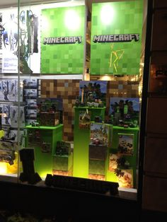 Minecraft Window!