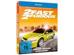 2 Fast 2 Furious - MM/Saturn exklusiv (Steelbook)