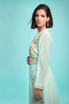 https://flic.kr/p/uWAHF1   Moroccan Caftan by aminefassi Stylist : Najat El Fassi Model : Loubna Bouhaj #morocco #caftan #dress #moroccan #arabic #casablanca #rabat #color #maroc #mode #fashion #studio #aminefassi #bleu #2015 #modern قفطان