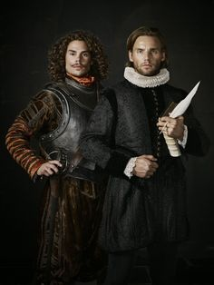 The Siege and Relief of Leiden 2011, by photographer Erwin Olaf - Jan van Hout and Jan van der Does