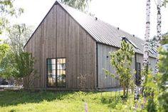 Unbelievable Modern Architecture Designs – My Life Spot Modern Barn House, Vintage Door Knobs, Modern Farmhouse Exterior, Future House, Modern Architecture, Building A House, House Design, House Styles, Immense