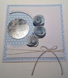 Card designed by Julie Hickey using Jacob papers. Flower Cards, Paper Flowers, Craftwork Cards, Fun Fold Cards, Craft Work, Amelia, Cardmaking, Stampin Up, Card Ideas