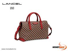 """MONEYBACK MEXICO. Celebrating 140 years of daring style and innovation and inspired by the Maison codes and archives, Iconic by LANCEL is a young, modern line with """"revolving L"""" pattern. This collection made of different eclectic creations illustrate the Lancel savoir-faire and excellence. Shop Lancel in Mexico and get a tax refund with Moneyback! #moneyback www.moneyback.mx"""