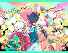 Tokoyami Fumikage's Birthday [10.30]