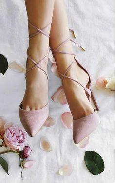 Nancy Jayjii pink strapped stiletto high heel women shoes/pumps #NancyJayjii #heelpumps #Womenshoes