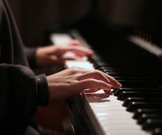 ((Open// Laurens)) I sat in front of the piano, playing a song. I was trying not to be loud, because it was the middle of the night. I sighed as i moved the candle closer to the sheet music, when i heard the door open.
