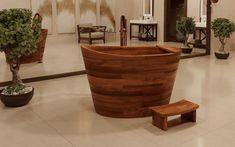 Aquatica TrueOfuro American Walnut Freestanding Wood Bathtub 4 (web)