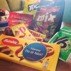 I learned more about the Swedish retail market in 2013-2014 when working for Mondelez Sweden.