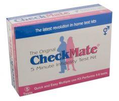 Checkmate Semen Fluid Spy Spouse Cheating Detection Kit